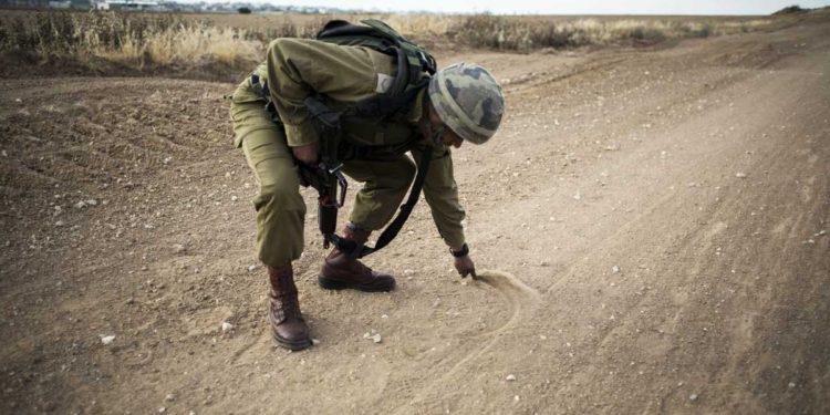 Las FDI capturan a 5 infiltrados en la frontera desde Jordania