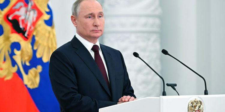Putin pone a Israel como modelo de unidad para ucranianos y rusos