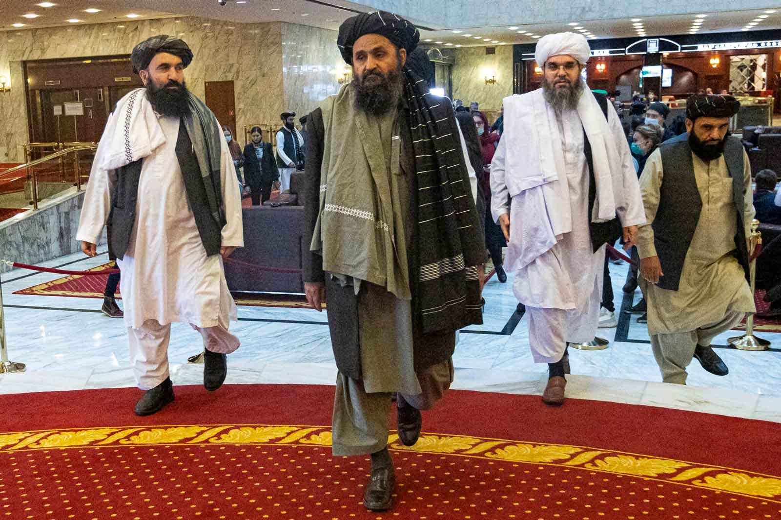 ¿Quién es Abdul Ghani Baradar, el hombre que dirigió la toma de poder de los talibanes en Afganistán?
