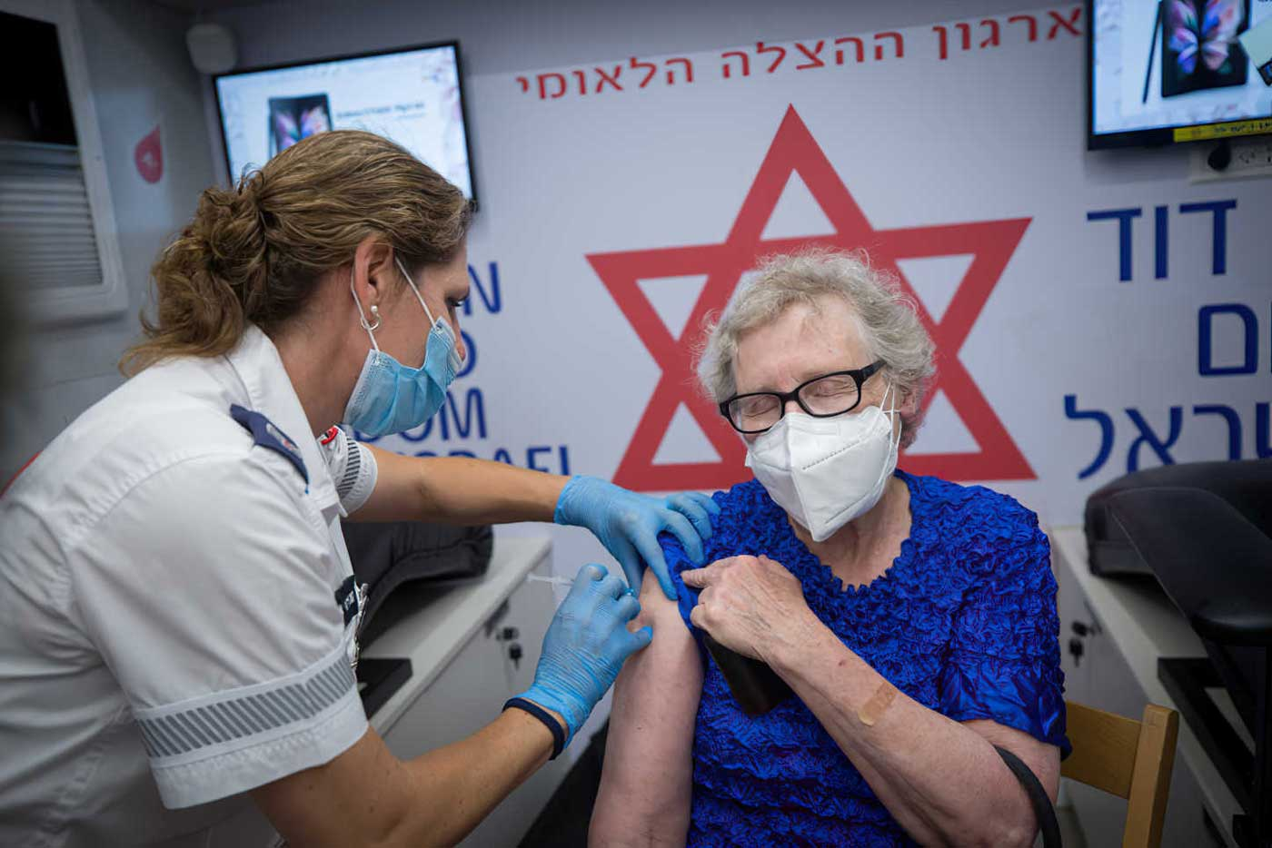 Covid-19 en Israel: La tasa de positividad alcanza la cifra más alta desde febrero