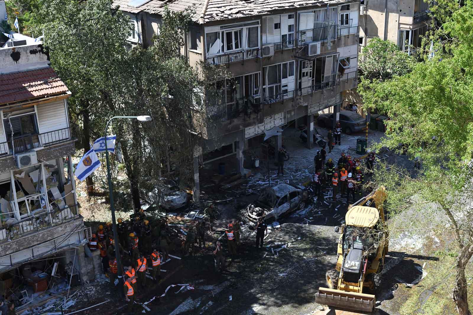 Los grupos terroristas de Gaza cometieron crímenes de guerra durante el conflicto en mayo