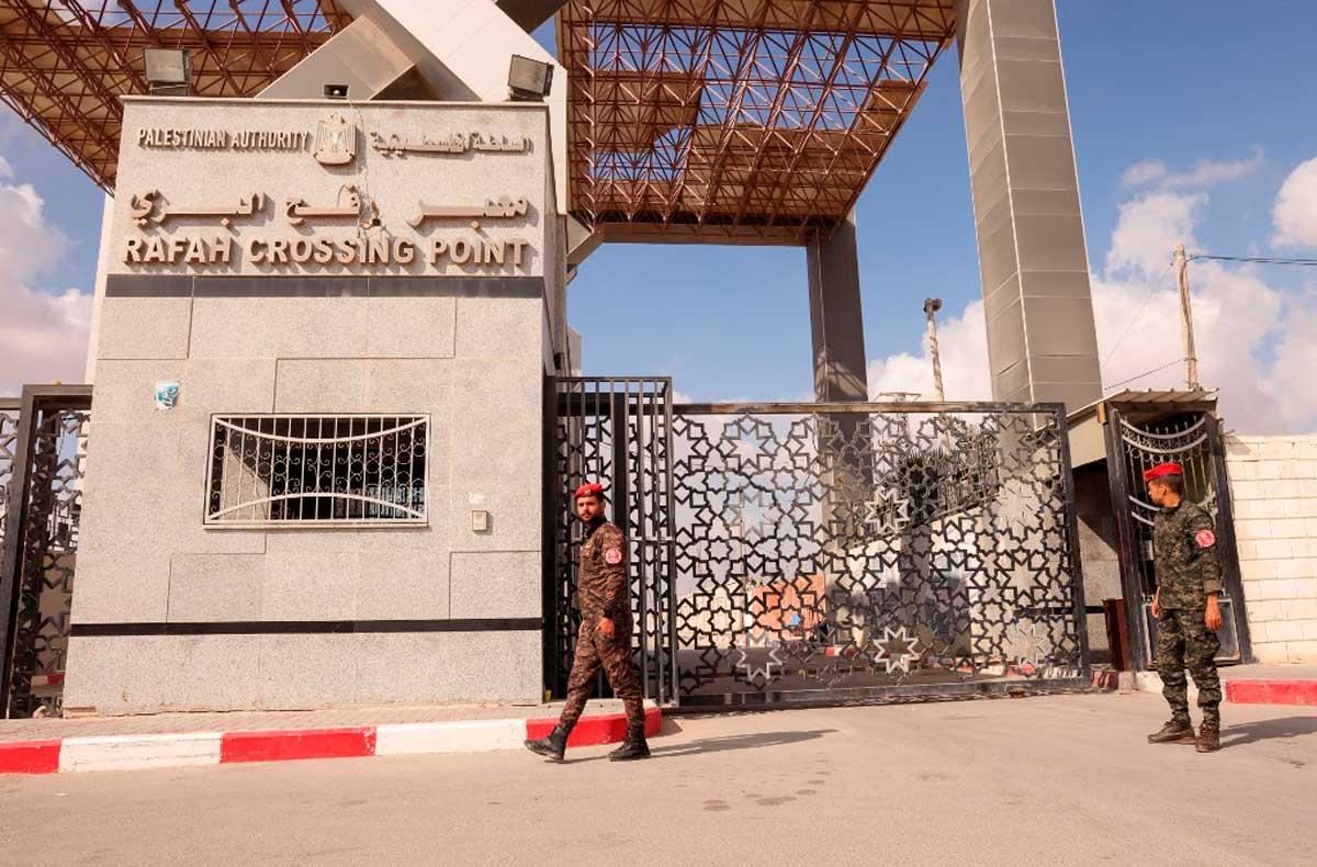 Más de 1.000 islamistas intentan infiltrarse en Israel desde Gaza