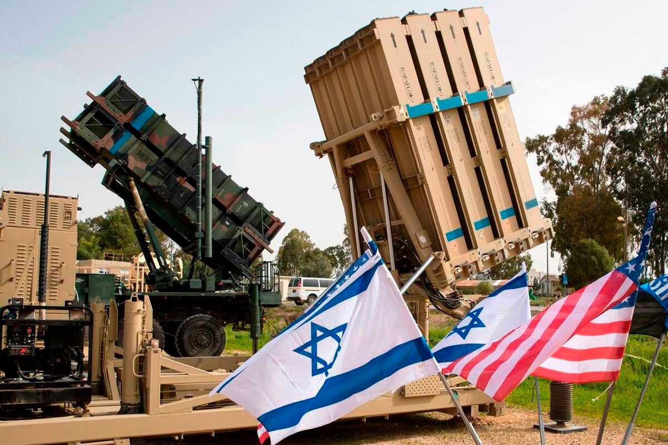 Ejército de EE.UU. dispara el primer interceptor de la Cúpula de Hierro durante una prueba