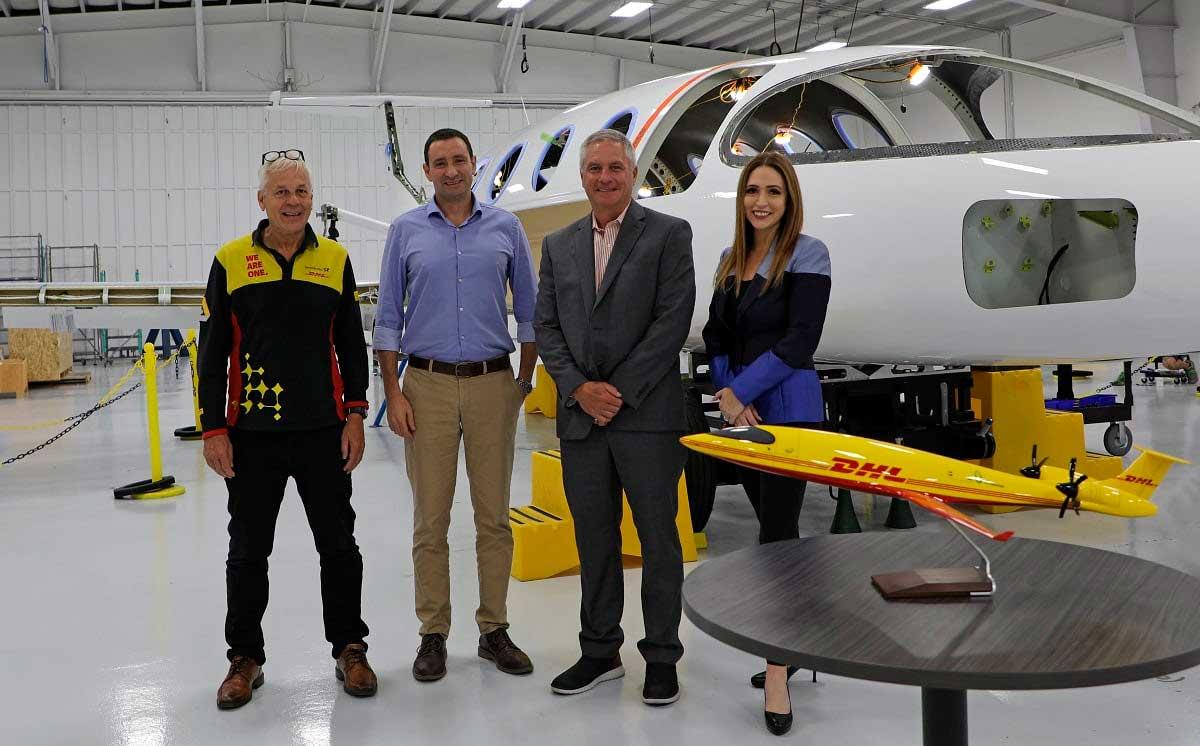 Eviation de Israel entregará 12 aviones de carga totalmente eléctricos a DHL