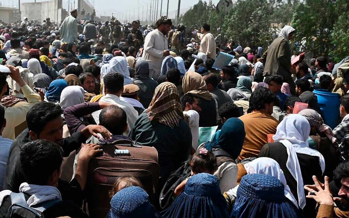 Los talibanes amenazan a EE.UU. y sus aliados si se quedan más allá del plazo de retirada