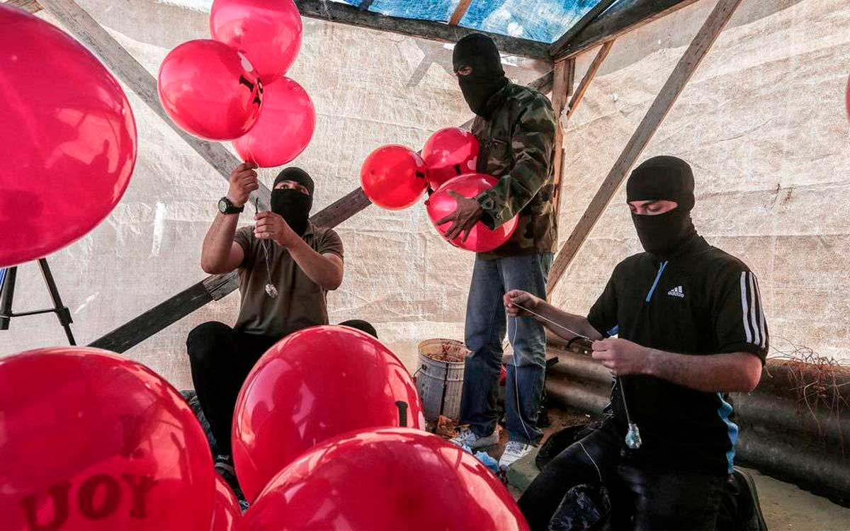 Los terroristas de Hamás emprenden una peligrosa campaña de acoso contra Israel
