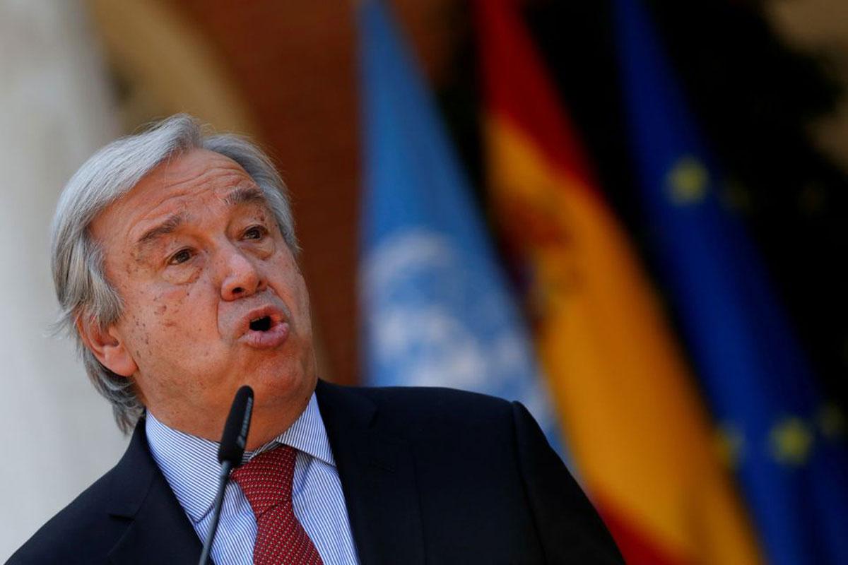 El jefe de la ONU pide a los líderes del Líbano que formen un gobierno eficaz