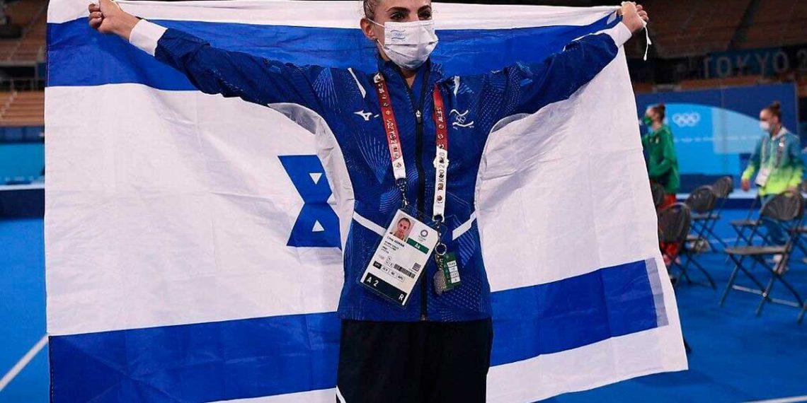 Linoy Ashram: Mi victoria demuestra que la gimnasia no es solo para los europeos del Este