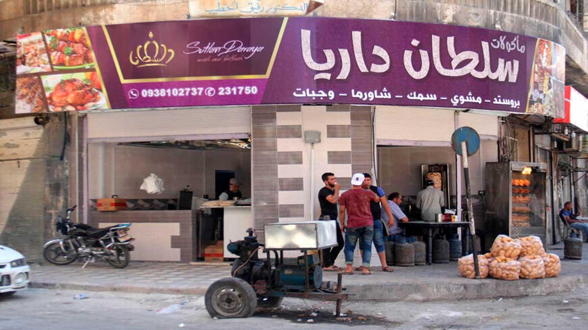 Cómo un grupo yihadista sirio está lavando dinero en Idlib
