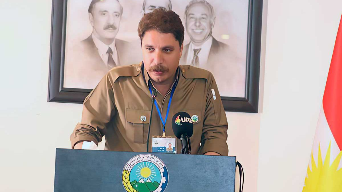 Partido kurdo iraní acusa a Irán de matar a un alto funcionario en Irak