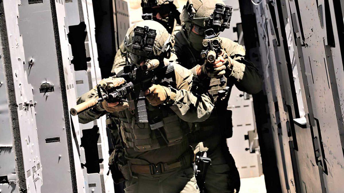 La Unidad Antiterrorista de la Policía de Fronteras recibe una mención especial de excelencia