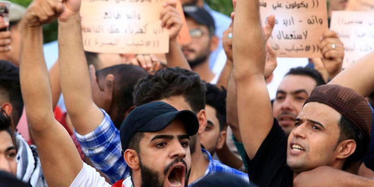 Estallan protestas por la falta de agua en la región del Kurdistán en Irak