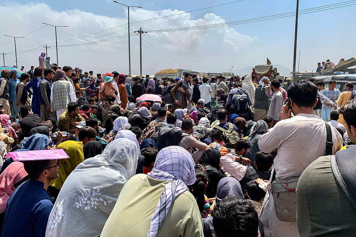 Europa teme una crisis de refugiados afganos tras la toma de poder de los talibanes