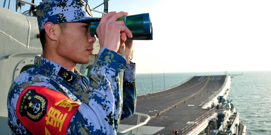 La estrategia de China para controlar el Mar de China Meridional: La defensa de lo indefendible