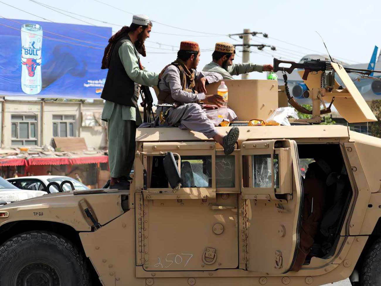 """El Estado Islámico representa una """"amenaza significativa"""" en Afganistán"""