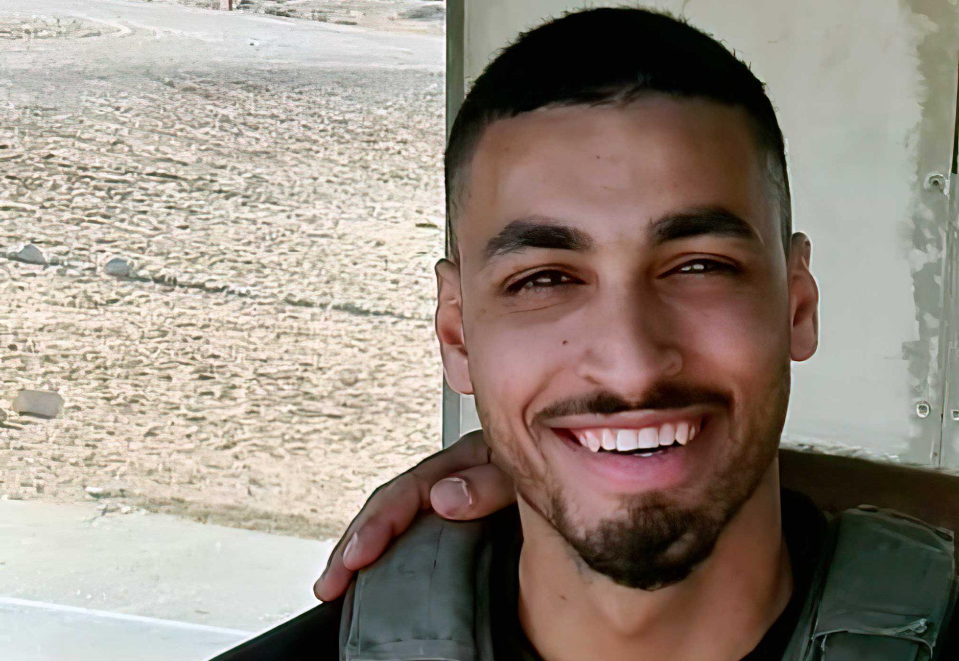 Soldado herido de gravedad en el tiroteo es identificado como Barel Shmuel de 21 años