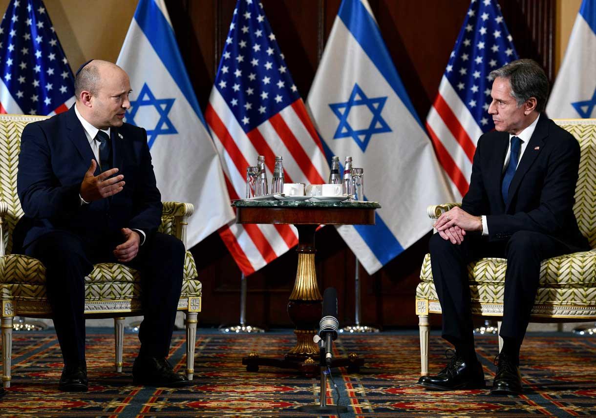 Bennett a Blinken: Traigo de Israel un nuevo espíritu
