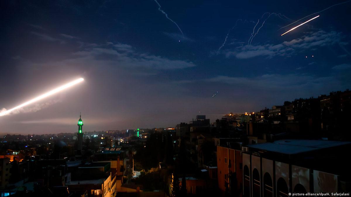 Nueve muertos en ataque atribuido a Israel en Siria