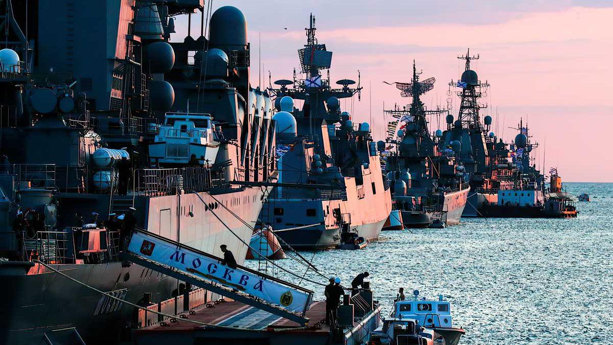 La batalla de Rusia por el Mar Negro