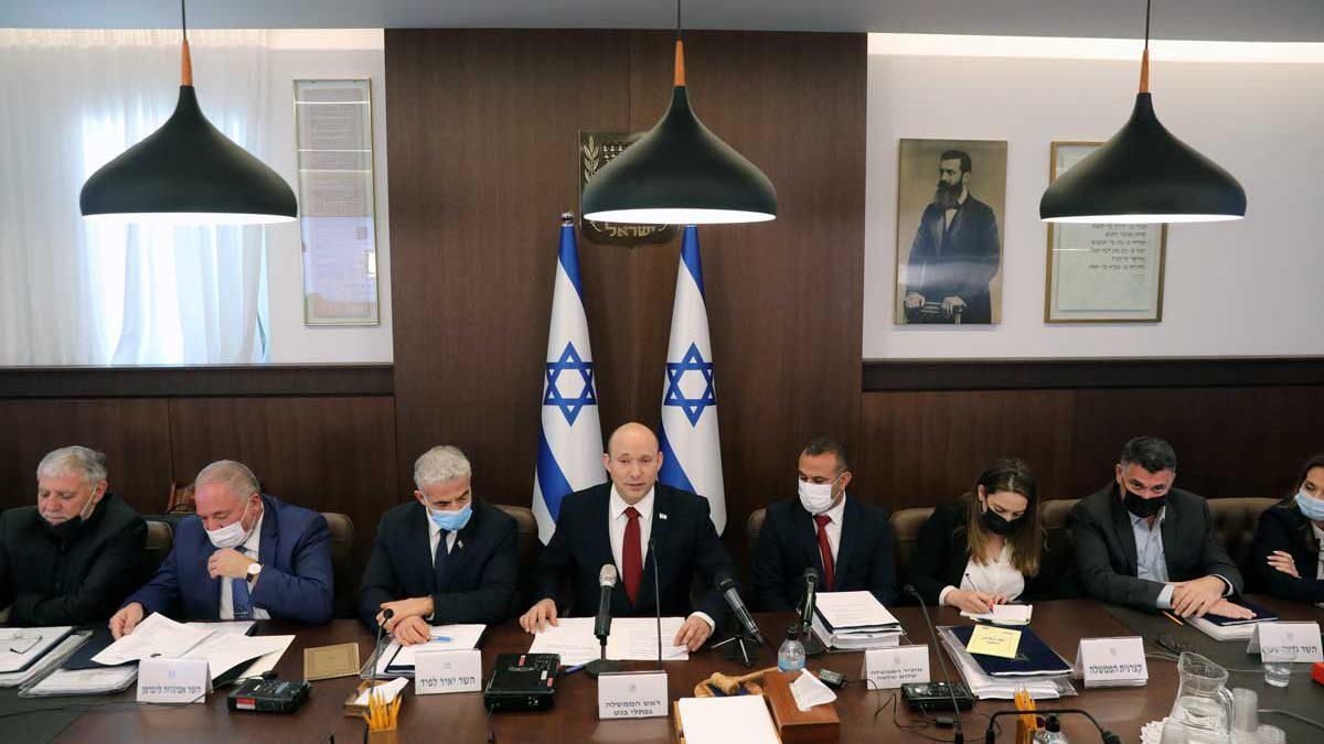 El Gobierno aprueba el primer presupuesto estatal de Israel en tres años