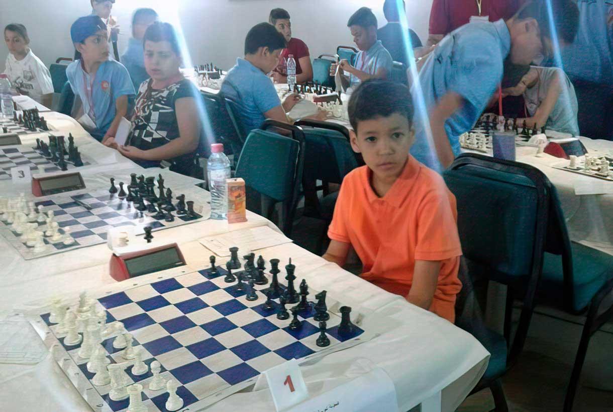 Ajedrecista mauritano de 14 años se niega a competir contra un israelí