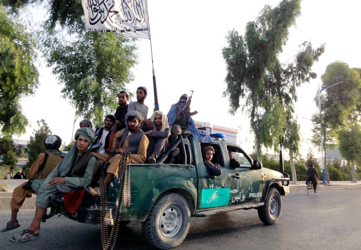 Los talibanes en Afganistán podría impulsar a otros grupos terroristas