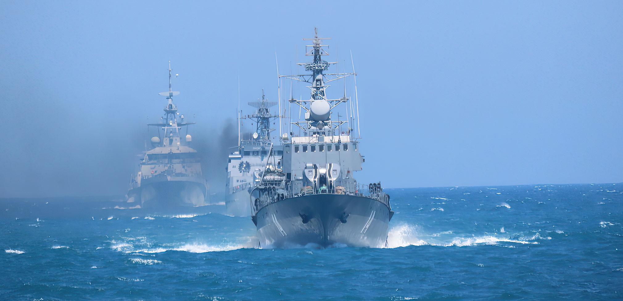 Tensión en el Mar Negro entre Rusia y Estados Unidos