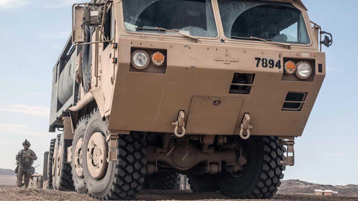 El Ejército de EE.UU. adjudica nuevo contrato a Oshkosh para vehículos tácticos pesados