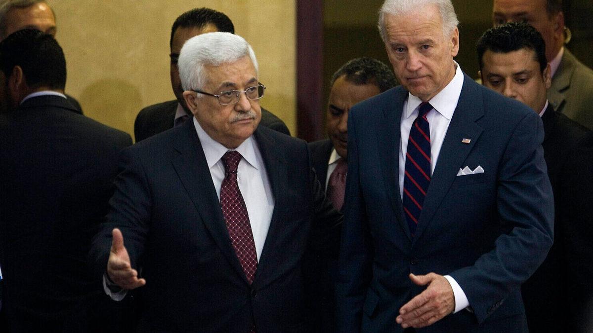 Biden rechazó reunirse con Abbas durante la Asamblea General de la ONU