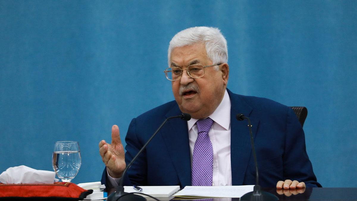 Abbas invitará a los ministros de izquierda de Meretz a las conversaciones