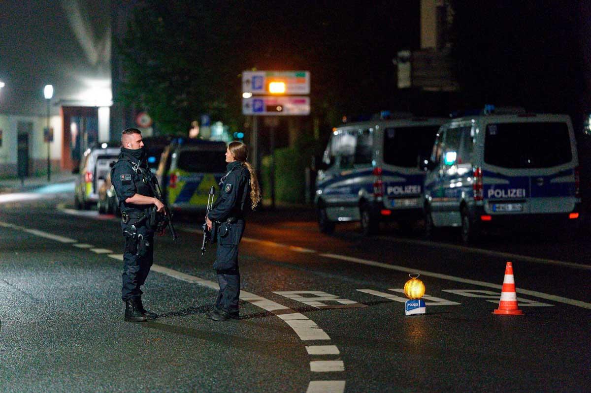 Alemania frustra un posible ataque islamista contra una sinagoga en Yom Kippur