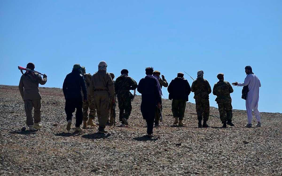 Los talibanes aseguran haber tomado el control de la provincia rebelde de Panjshir