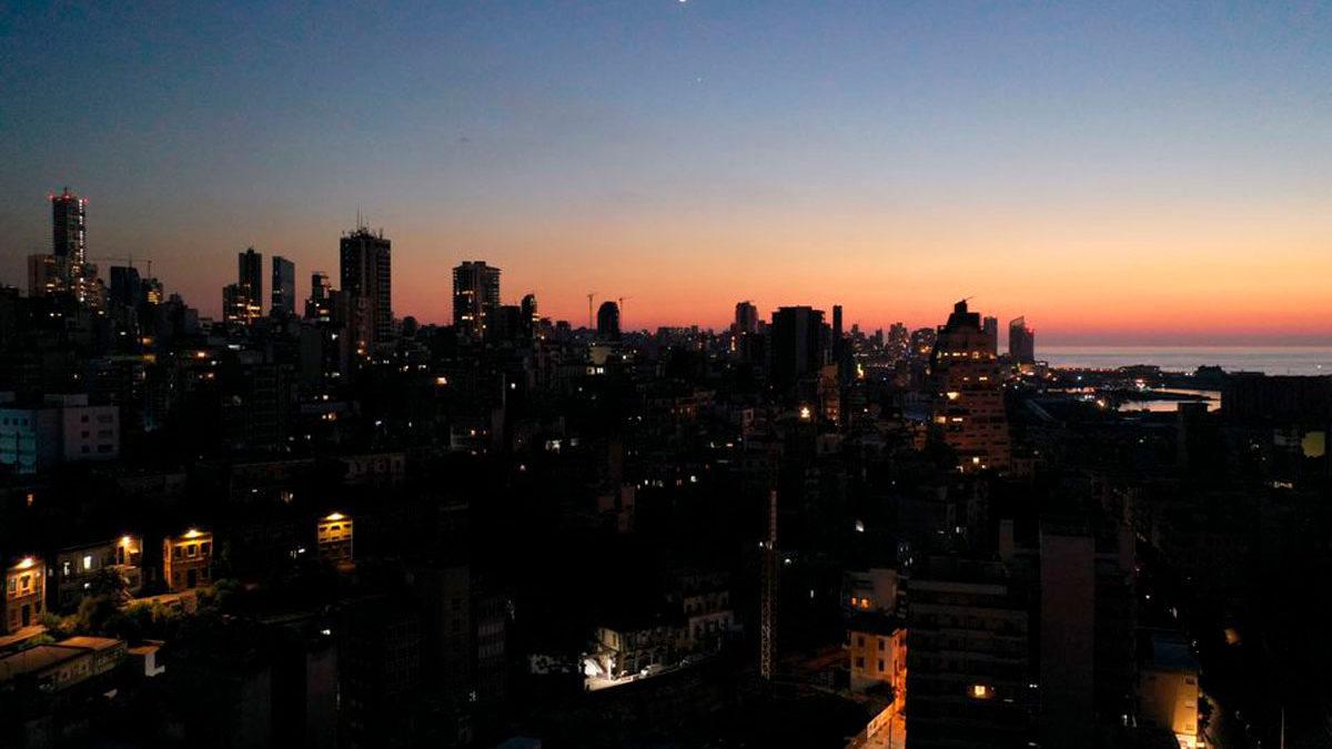 Líbano corre el riesgo de sufrir un apagón total a fines de septiembre