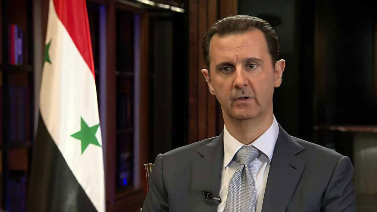 Después de Afganistán: Estados Unidos se rinde ante Assad