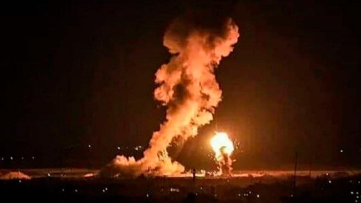 """Siria reporta """"ataques aéreos de Israel"""" en la provincia de Homs"""