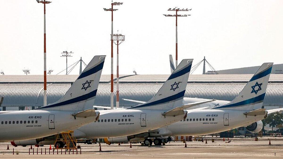 Aerolíneas israelíes exigen apoyo del gobierno por las pérdidas debido al COVID