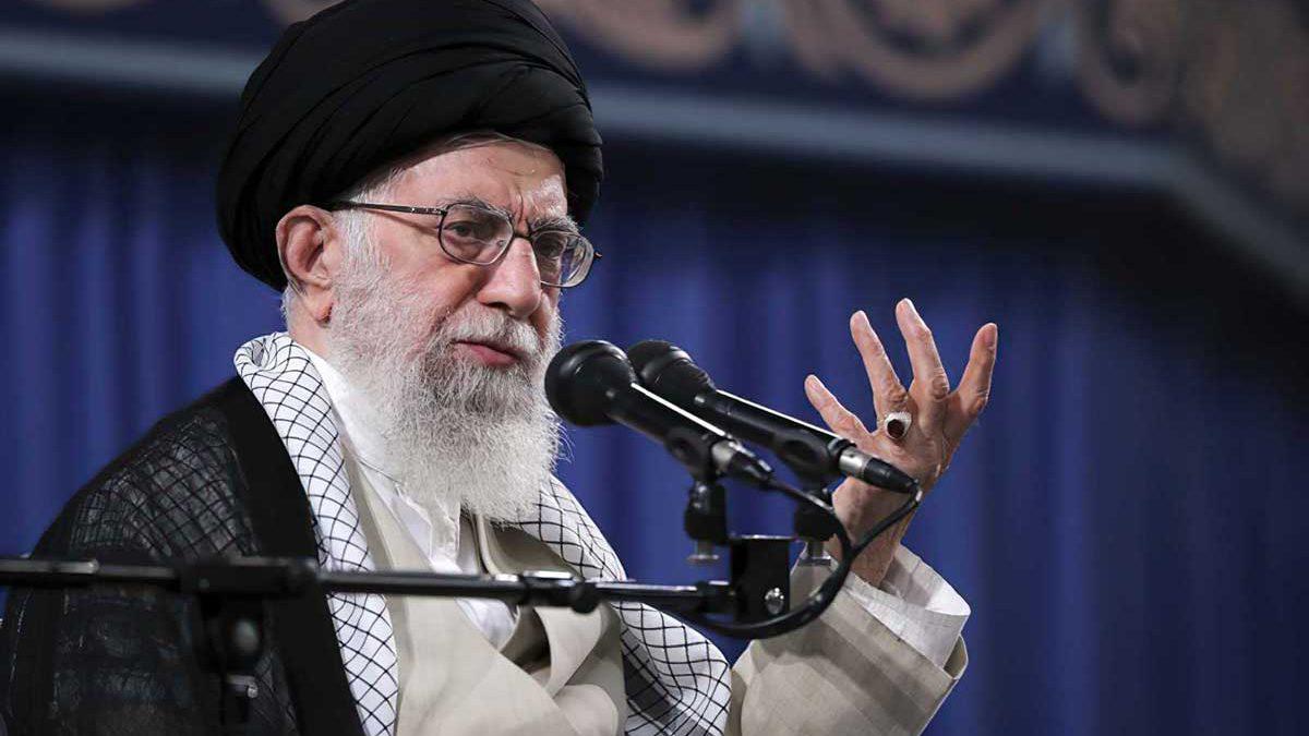 """Alí Jamenei: El """"régimen sionista"""" busca legitimarse a través de los eventos deportivos"""