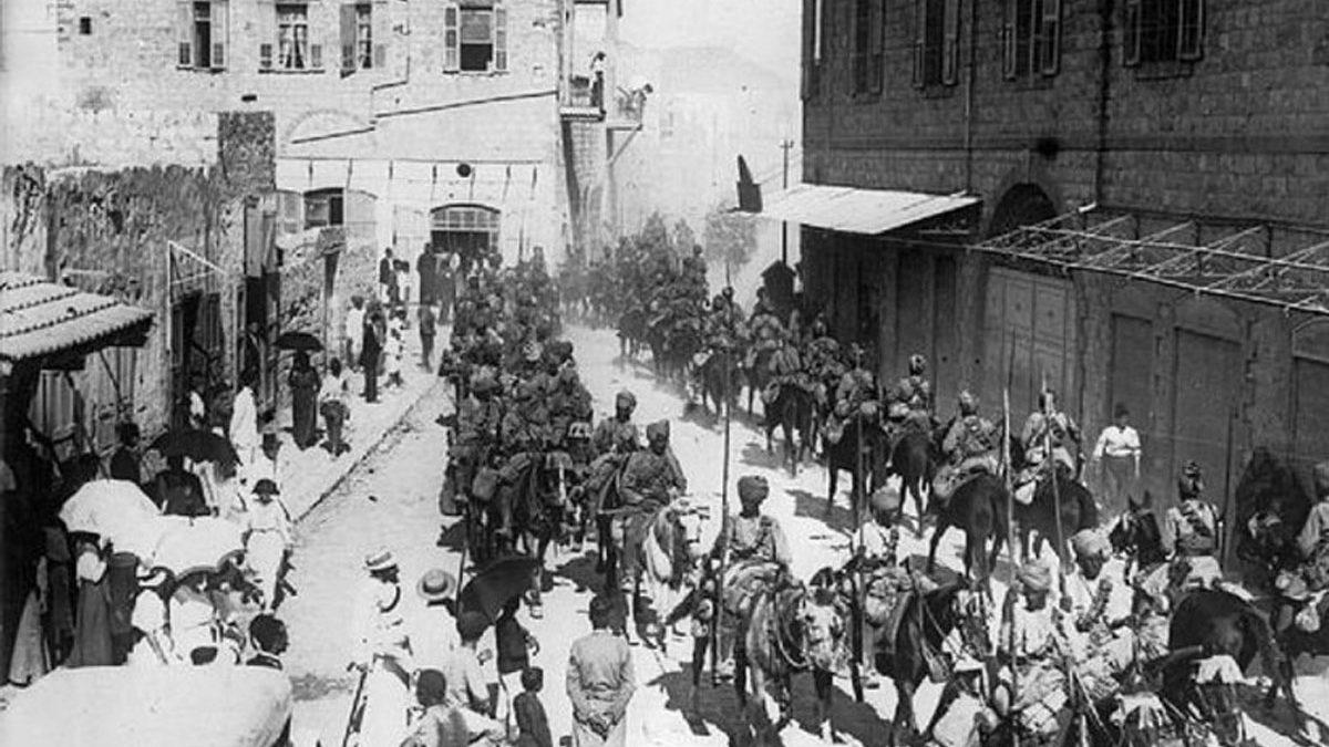 Israel y la India conmemoran el 103º aniversario de la Batalla de Haifa