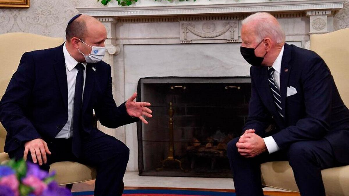 Bennett sugirió que Biden reabriera el consulado de EE.UU. en Ramala o Abu Dis