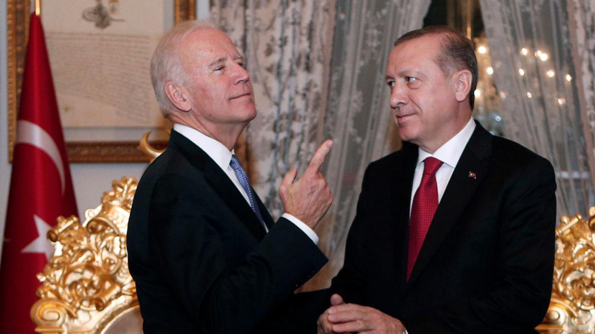 """Erdogan dice que su relación con Biden """"no ha tenido un buen comienzo"""""""