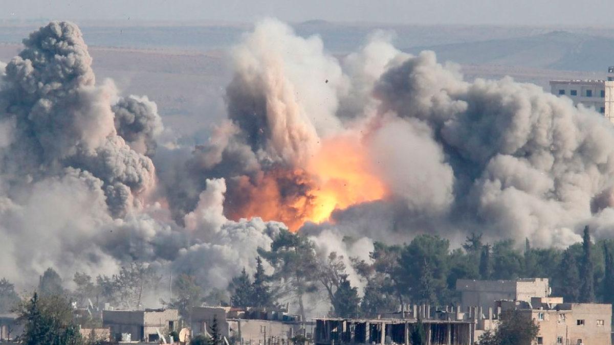 Rusia bombardea a los aliados de Turquía en Siria antes de la cumbre entre Putin y Erdogan