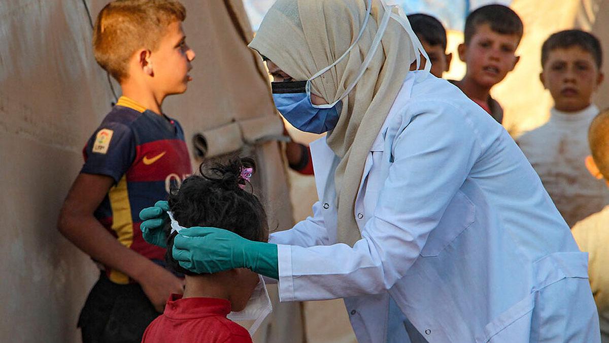 Siria registra un aumento de casos de COVID mientras crece el temor de una nueva ola
