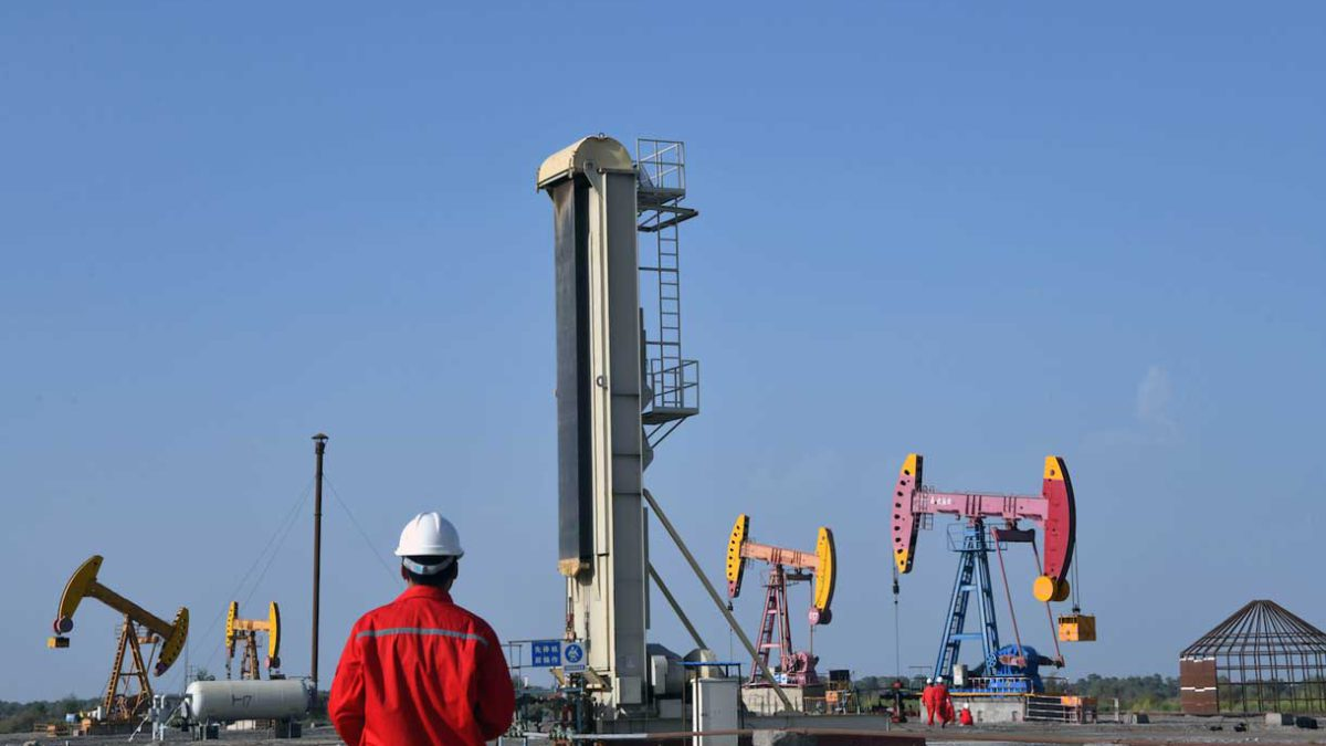 China apuesta por el esquisto para aumentar su producción de petróleo