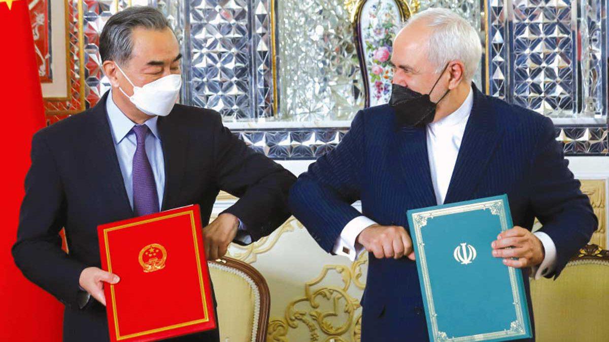 ¿Existe una alianza entre Irán y China?