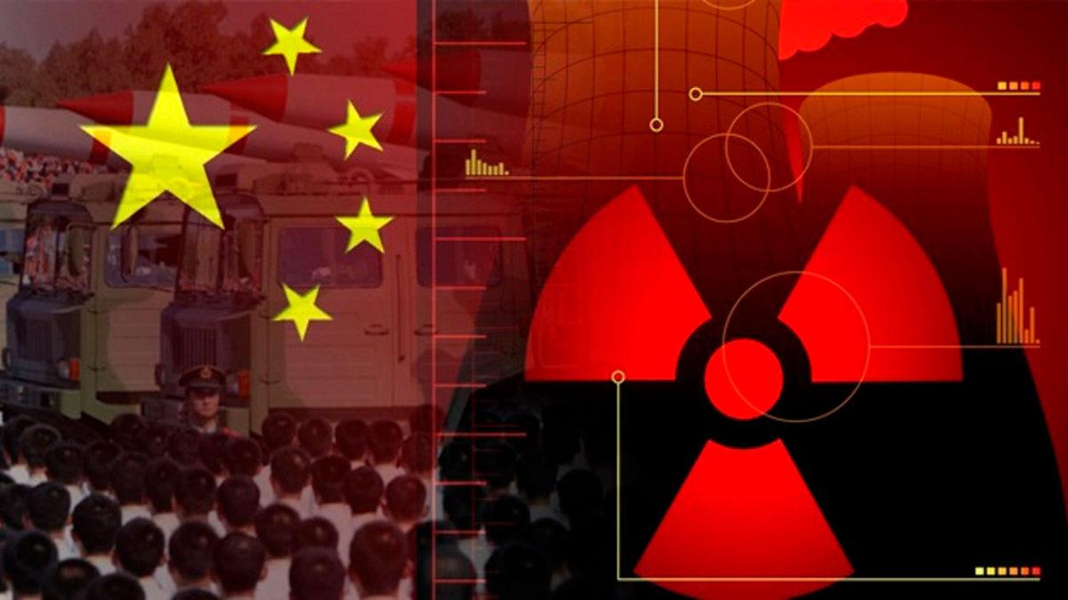 China amplia significativamente su capacidad de armas nucleares