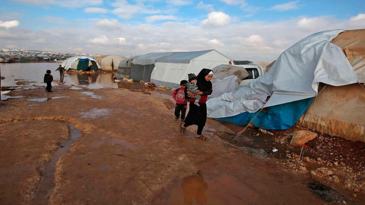 Idlib: Desplazamientos masivos ante temores de nuevos bombardeos del régimen sirio