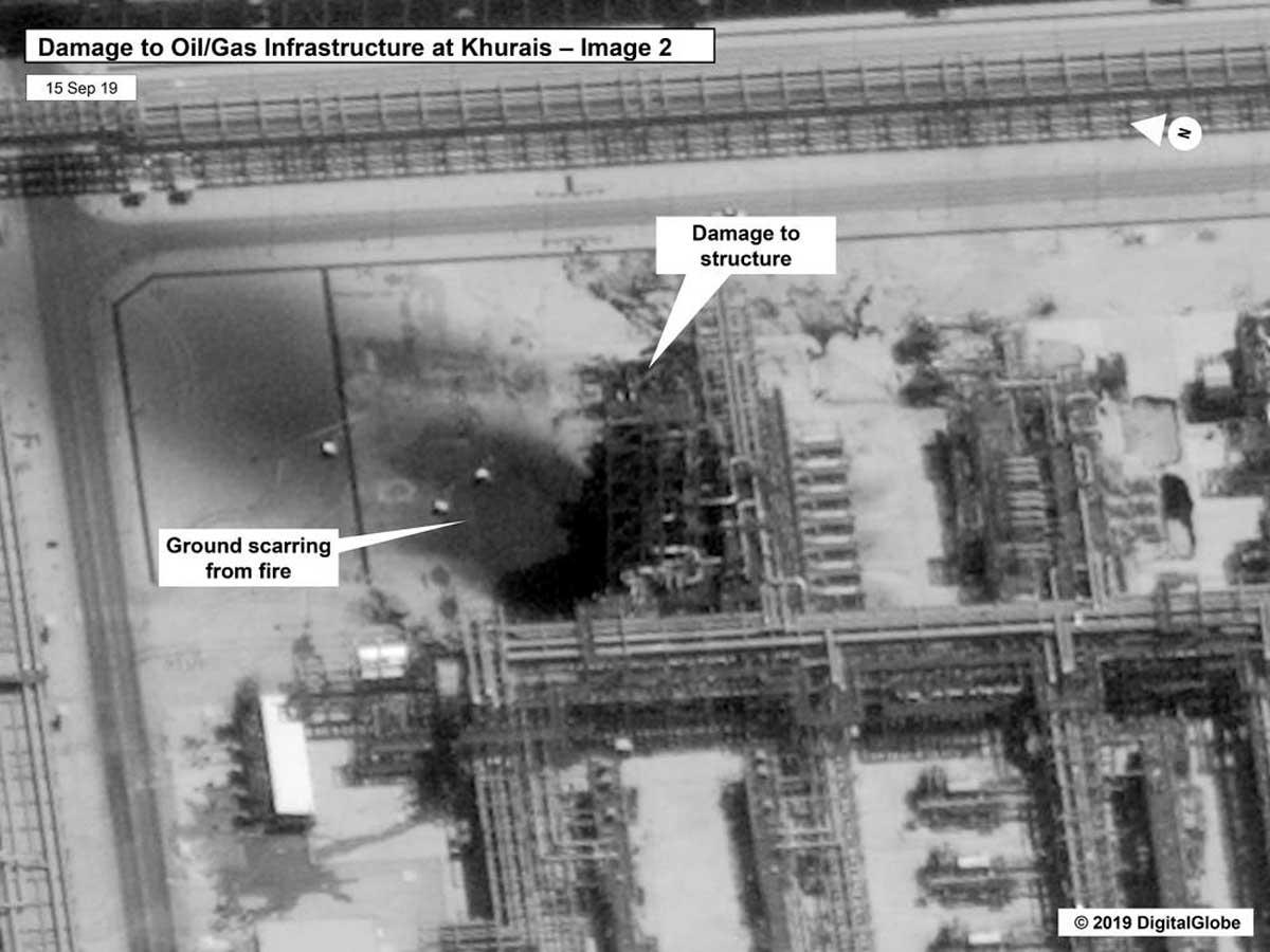 Arabia Saudita culpa a los hutíes apoyados por Irán de un ataque con misil balístico