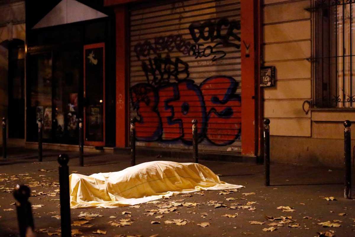 Francia inicia juicio a los terroristas de los atentados de París de 2015