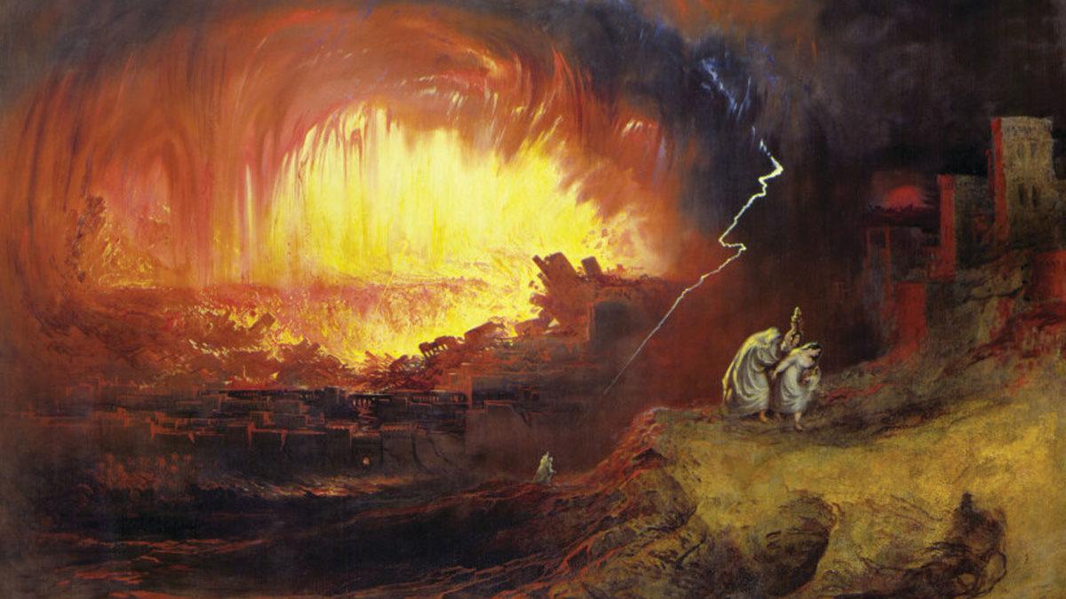 La destrucción de esta ciudad de la Edad de Bronce Media inspiró la historia de Sodoma