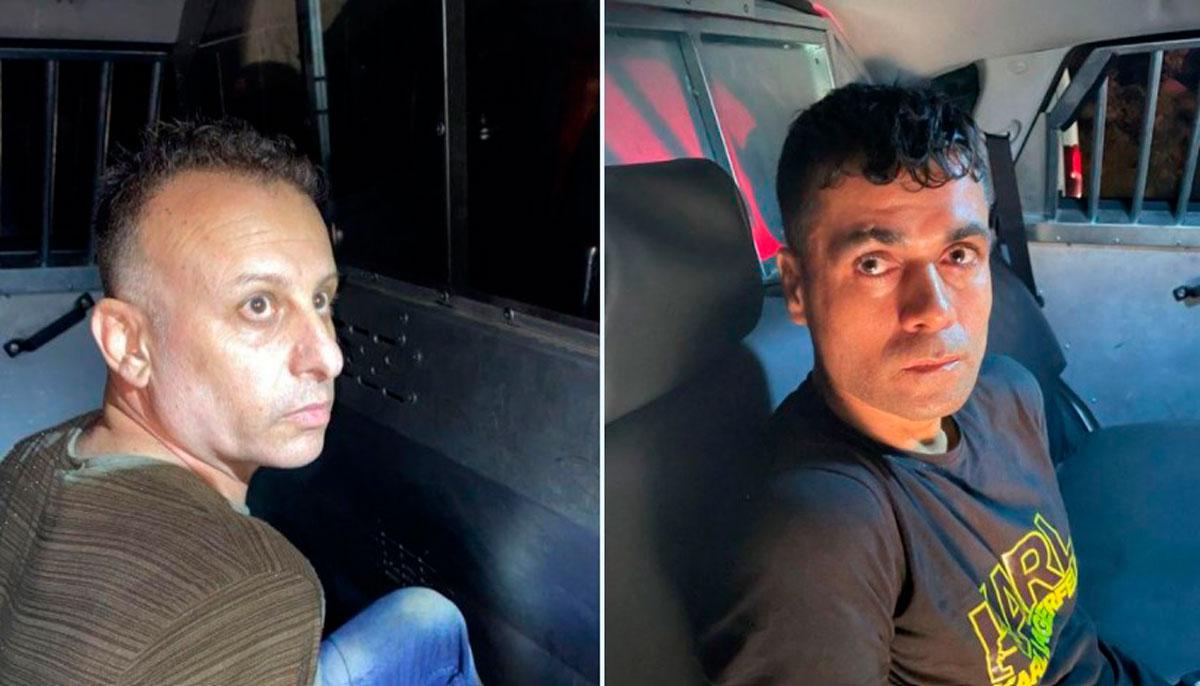 Israel captura a dos terroristas que escaparon de la prisión de Gilboa